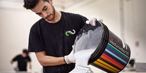 Come Lavoriamo - Qualità artigianale | Ecoover®