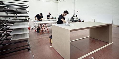 Laboratorio artigianale - come lavoriamo   Ecoover®