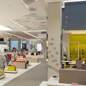 Colonna negozio customizzato   Ecoover®