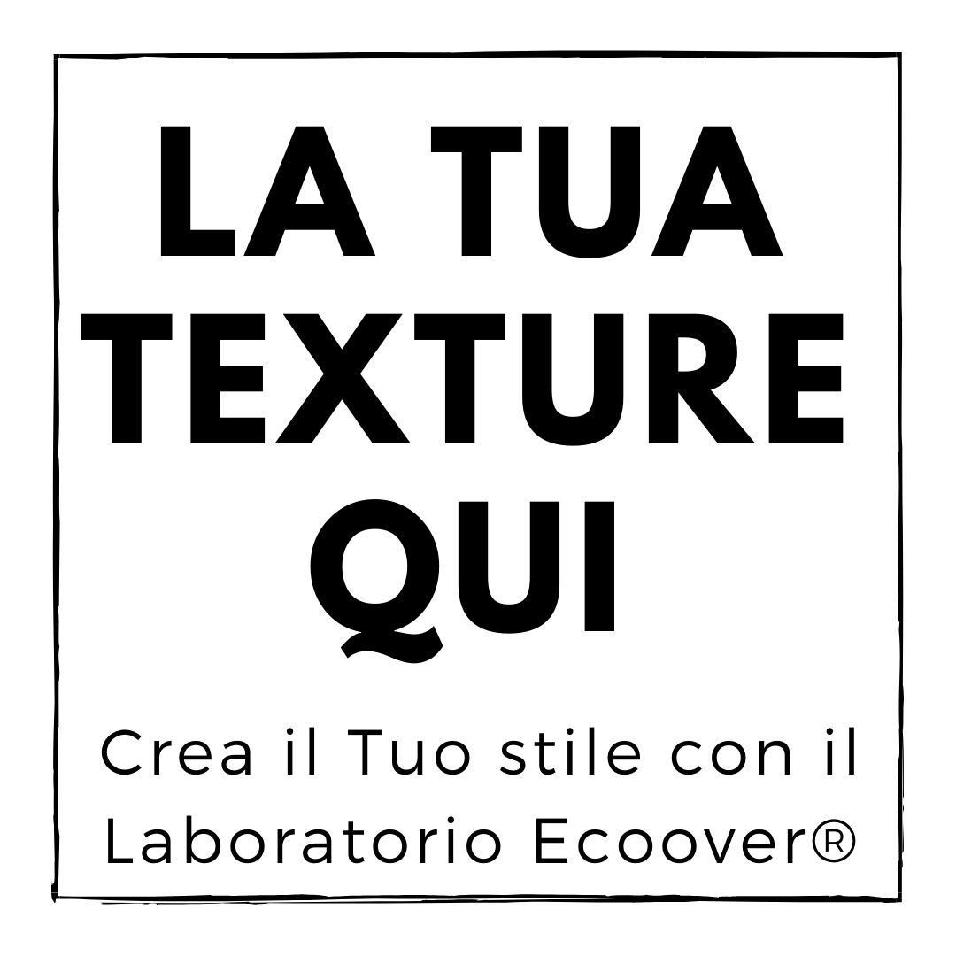 Crea la tua Texture   Ecoover®